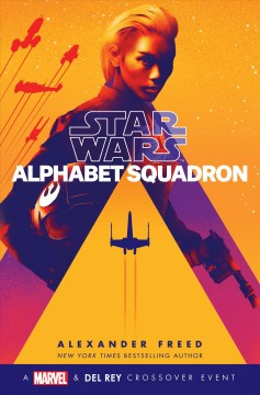 Star Wars. Alphabet Squadron book cover