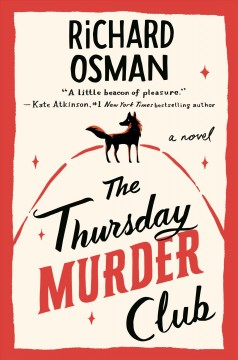 The Thursday murder club book cover