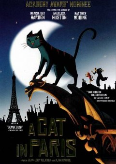 Catalog record for A cat in Paris