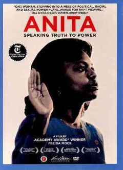 Anita : Speaking Truth to Power. book cover