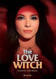 The love witch book cover