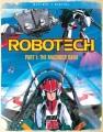 Robotech. Part 1, Macross saga.