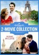 Hallmark Channel 2-movie collection: Paris, wine and romance; Rome in Love