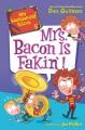 Mrs. Bacon is fakin!