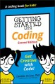 Getting started with coding : get creative with code!