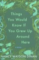 Things you would know if you grew up around here