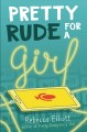 Pretty rude for a girl