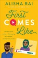 First comes like : a novel