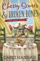 Cherry scones & broken bones