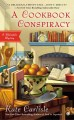 A cookbook conspiracy a bibliophile mystery