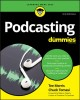 Podcasting for dummies.