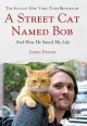 A street cat named Bob : and how he saved my life