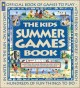 The kids' summer games book
