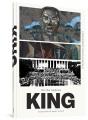 King : a comic book biography