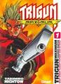 Trigun maximum. 1 : deep space planet future gun action!!