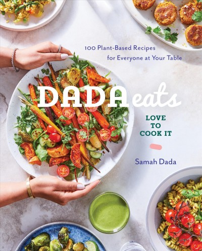 Dada Loves to Cook It