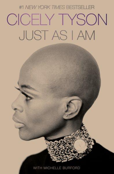Just As I Am: a memoir
