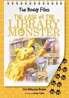 The Buddy Files: The Case of the Library Monster