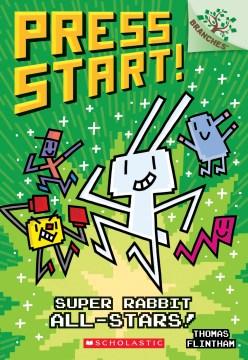 Super Rabbit all-stars