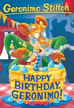 Happy birthday, Geronimo!