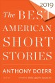 The best American short stories 2019 Book Cover