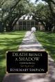 Death brings a shadow Book Cover