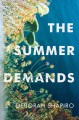 The summer demands Book Cover