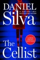 The cellist [large print] : a novel Book Cover