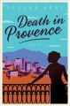 Death in Provence : a novel Book Cover