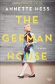 The German house : a novel Book Cover