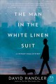 The man in the white linen suit : a Stewart Hoag mystery Book Cover