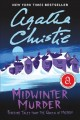 Midwinter murder : fireside tales from the queen of mystery Book Cover
