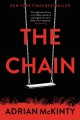 The chain [large print] Book Cover