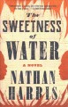 The sweetness of water Book Cover