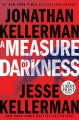 A measure of darkness [large print] : a novel Book Cover