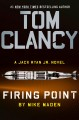 Tom Clancy firing point Book Cover