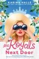 The royals next door Book Cover
