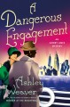 A dangerous engagement Book Cover