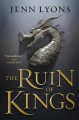 The ruin of kings Book Cover