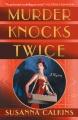 Murder knocks twice : a speakeasy murder Book Cover