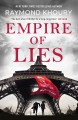 Empire of lies Book Cover