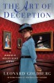 The art of deception : a daughter of Sherlock Holmes mystery Book Cover