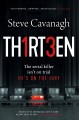 Th1rt3en Book Cover