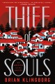 Thief of souls Book Cover