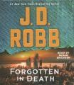 Forgotten in death [sound recording] Book Cover