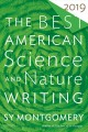 The best American science and nature writing 2019 Book Cover