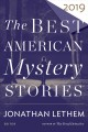 The best American mystery stories 2019 Book Cover