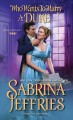 Who wants to marry a duke / Sabrina Jeffries. Book Cover