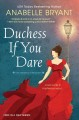 Duchess if you dare Book Cover
