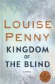 Kingdom of the blind [large print] Book Cover